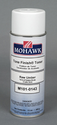 mohawk tone finish toner