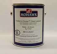 FINISHERS CHOICE CLEAR LACQUER & SEALER