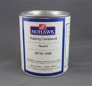 Rubbing Compound, Level I Low Sheen