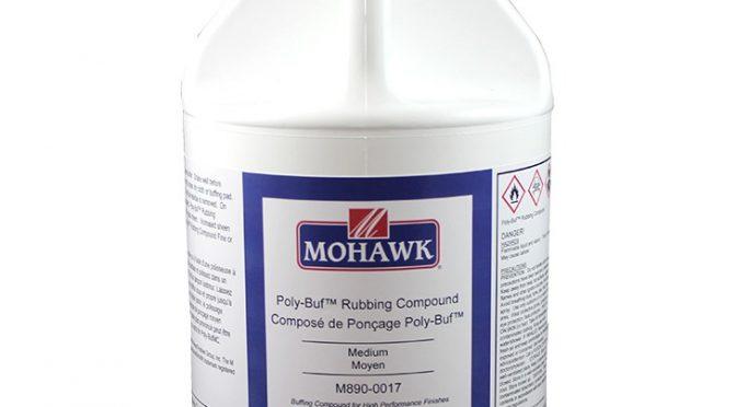 Poly-Buf Rubbing Compound