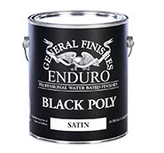 Enduro Pigmented Black & White Poly