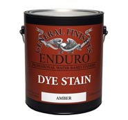 Enduro Water Based Dye Stain